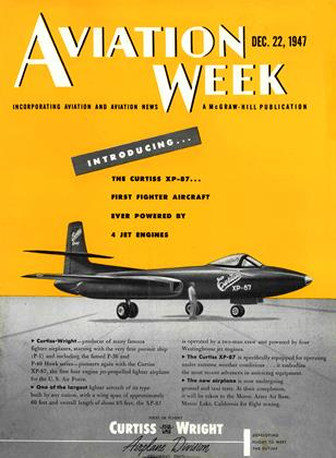 Cover for the December 22 1947 issue