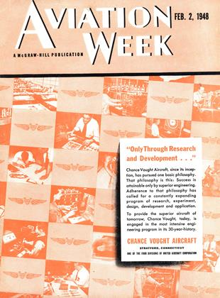Cover for the February 2 1948 issue