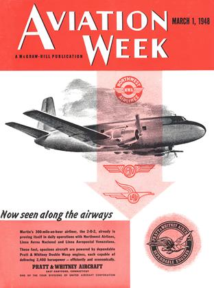 Cover for the March 1 1948 issue