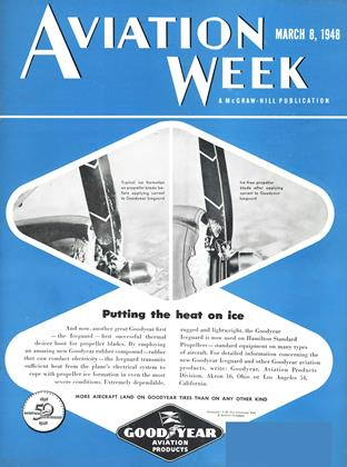 Cover for the March 8 1948 issue