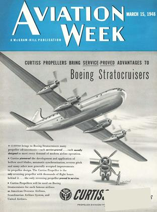 Cover for the March 15 1948 issue