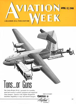 Cover for the April 12 1948 issue