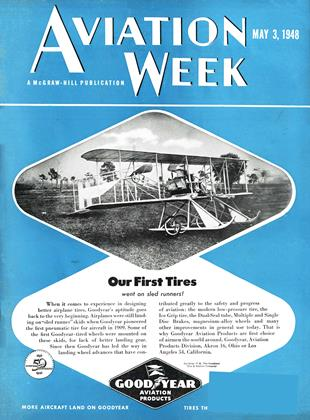 Cover for the May 3 1948 issue