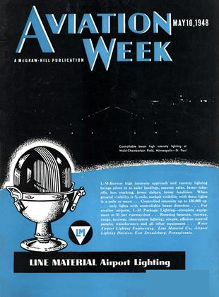 Cover for the May 10 1948 issue