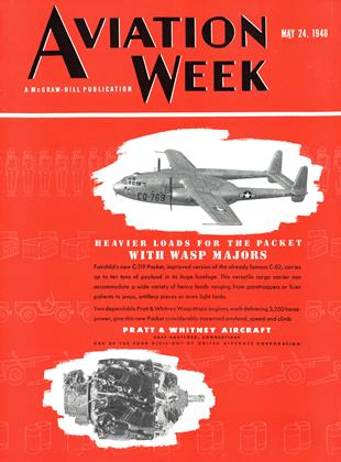 Cover for the May 24 1948 issue
