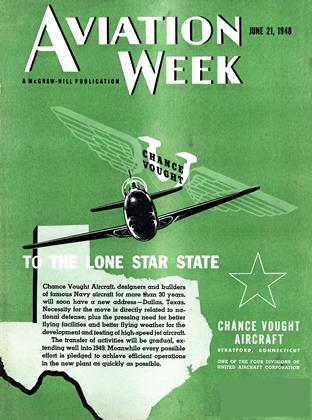 Cover for the June 21 1948 issue