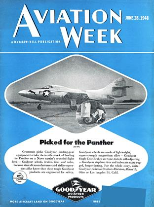 Cover for the June 28 1948 issue