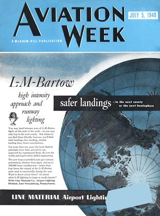Cover for the July 5 1948 issue