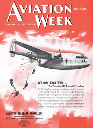 Cover for the July 19 1948 issue