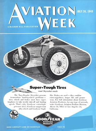 Cover for the July 26 1948 issue