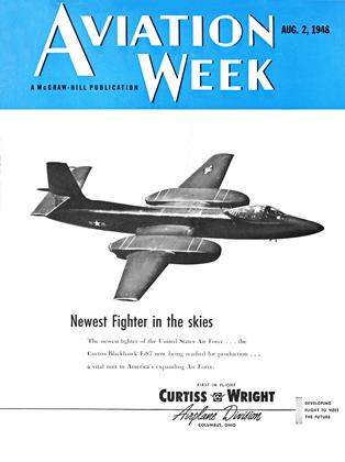 Cover for the August 2 1948 issue