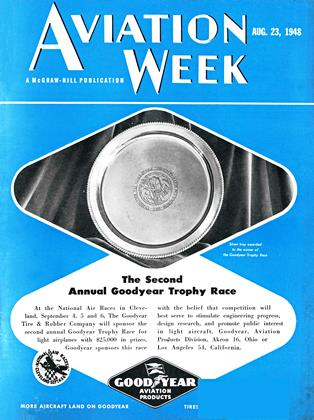 Cover for the August 23 1948 issue