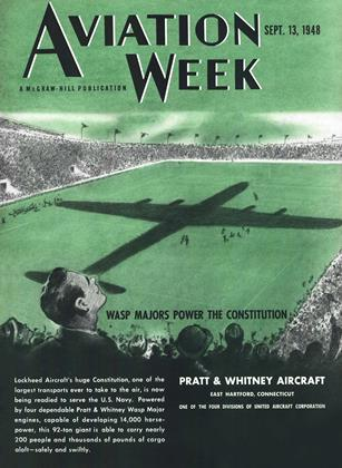 Cover for the September 13 1948 issue