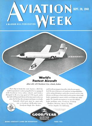 Cover for the September 20 1948 issue