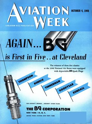 Cover for the October 4 1948 issue