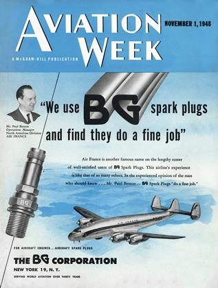 Cover for the November 1 1948 issue