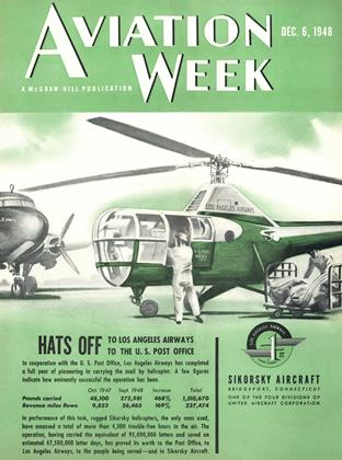 Cover for the December 6 1948 issue