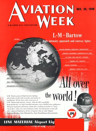 Cover for the December 20 1948 issue