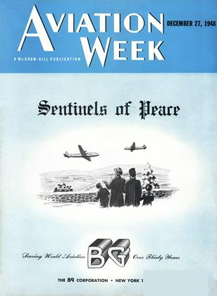 Cover for the December 27 1948 issue