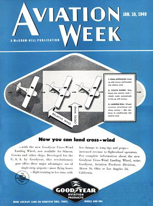 Cover for the January 10 1949 issue