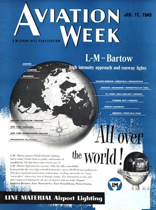 Cover for the January 17 1949 issue
