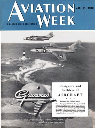 Cover for the January 31 1949 issue