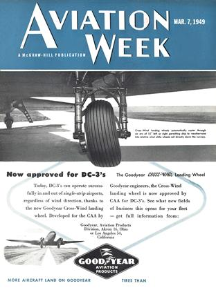 Cover for the March 7 1949 issue