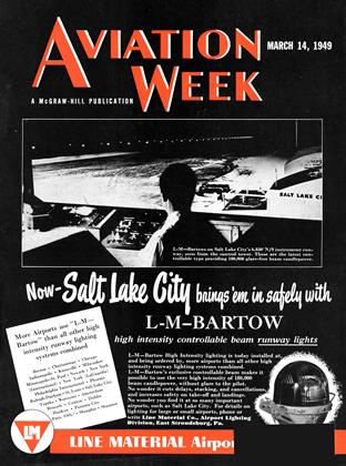 Cover for the March 14 1949 issue
