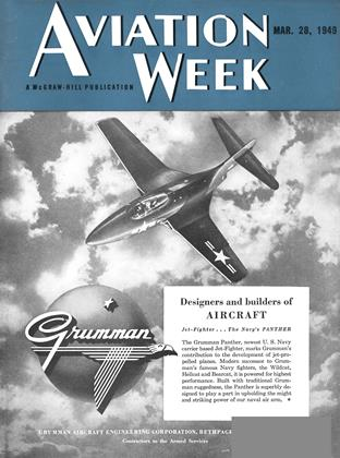 Cover for the March 28 1949 issue