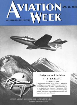 Cover for the April 25 1949 issue