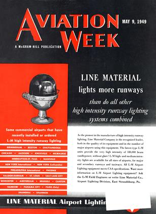Cover for the May 9 1949 issue
