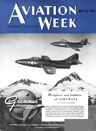 Cover for the May 23 1949 issue