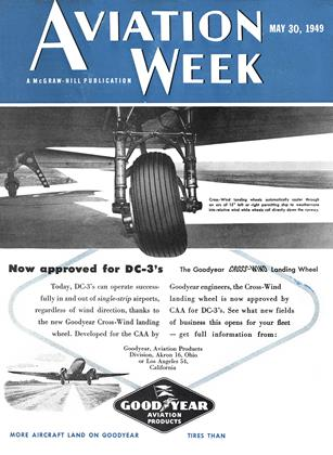 Cover for the May 30 1949 issue