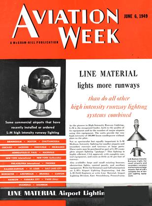 Cover for the June 6 1949 issue