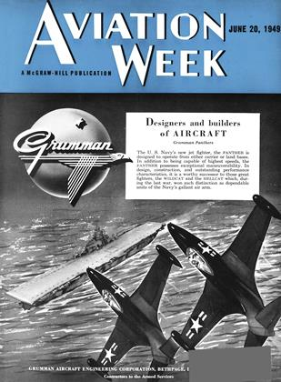 Cover for the June 20 1949 issue