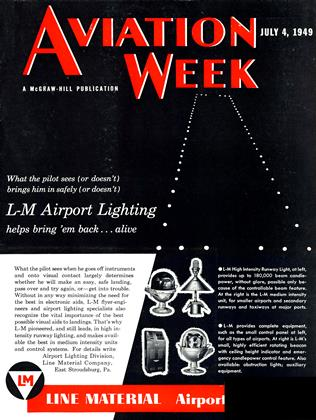 Cover for the July 4 1949 issue