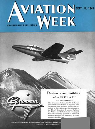 Cover for the September 12 1949 issue