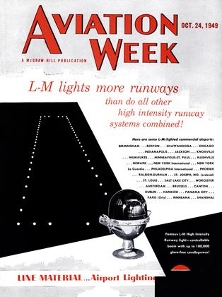 Cover for the October 24 1949 issue