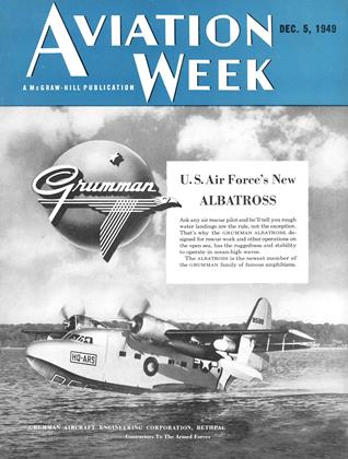 Cover for the December 5 1949 issue