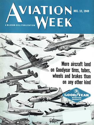 Cover for the December 12 1949 issue