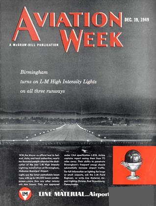Cover for the December 19 1949 issue