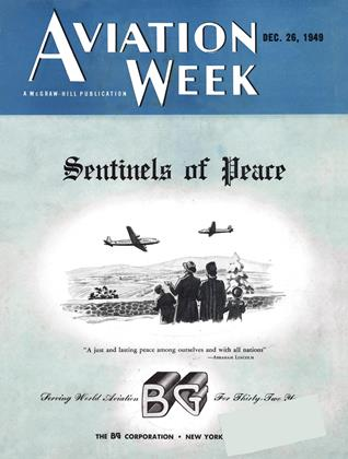 Cover for the December 26 1949 issue