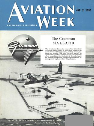 Cover for the January 2 1950 issue