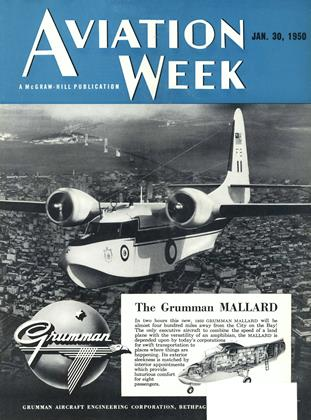 Cover for the January 30 1950 issue