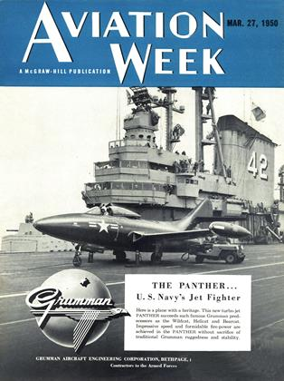 Cover for the March 27 1950 issue