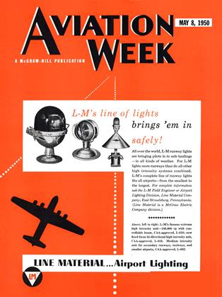Cover for the May 8 1950 issue