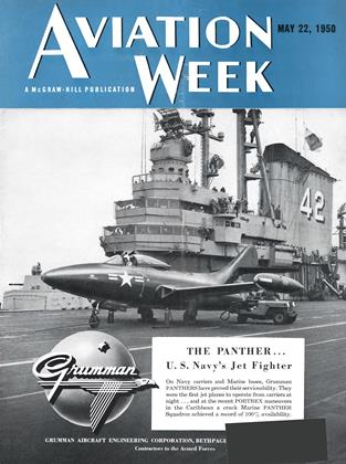 Cover for the May 22 1950 issue
