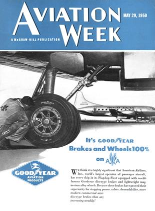 Cover for the May 29 1950 issue