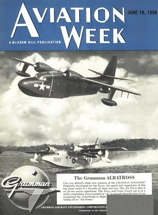 Cover for the June 19 1950 issue