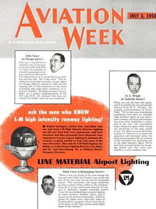 Cover for the July 3 1950 issue